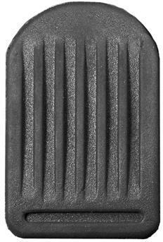 Mackay Clutch Pedal Pad PP2076 Sparesbox - Image 1