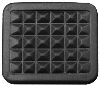 Mackay Clutch Pedal Pad PP2544 Sparesbox - Image 1