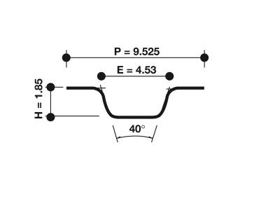Dayco Timing Belt 94057 Sparesbox - Image 11
